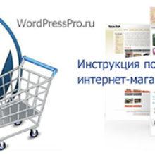 Интернет магазин на wordpress. Какие бывают онлайн магазины на wordpress. Преимущества!