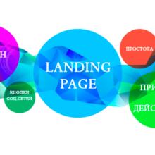 Как заказать лендинг (landing page). Подробный список, что нужно знать чтобы заказать лендинг пейдж недорого!